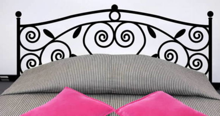 vinyl headboard Artisan Colour HD