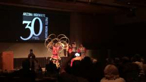 Navajo Hoop Dancer Group Performs at 30th Arizona Highway Photo Symposium