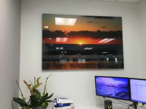 Photo Printing services to brighten up any office!
