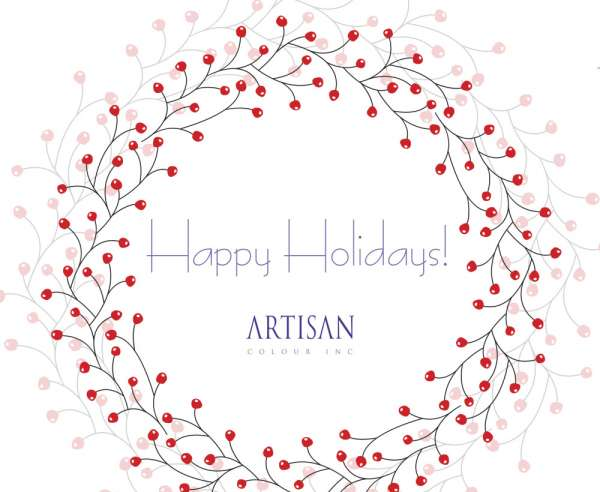 ArtisanHD 2015 Holiday Card