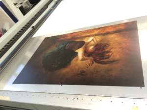 Photo Printing services on Dibond