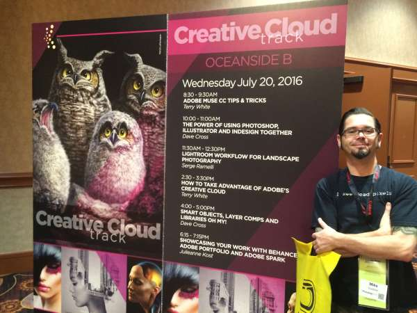Adobe Photoshop World 2016