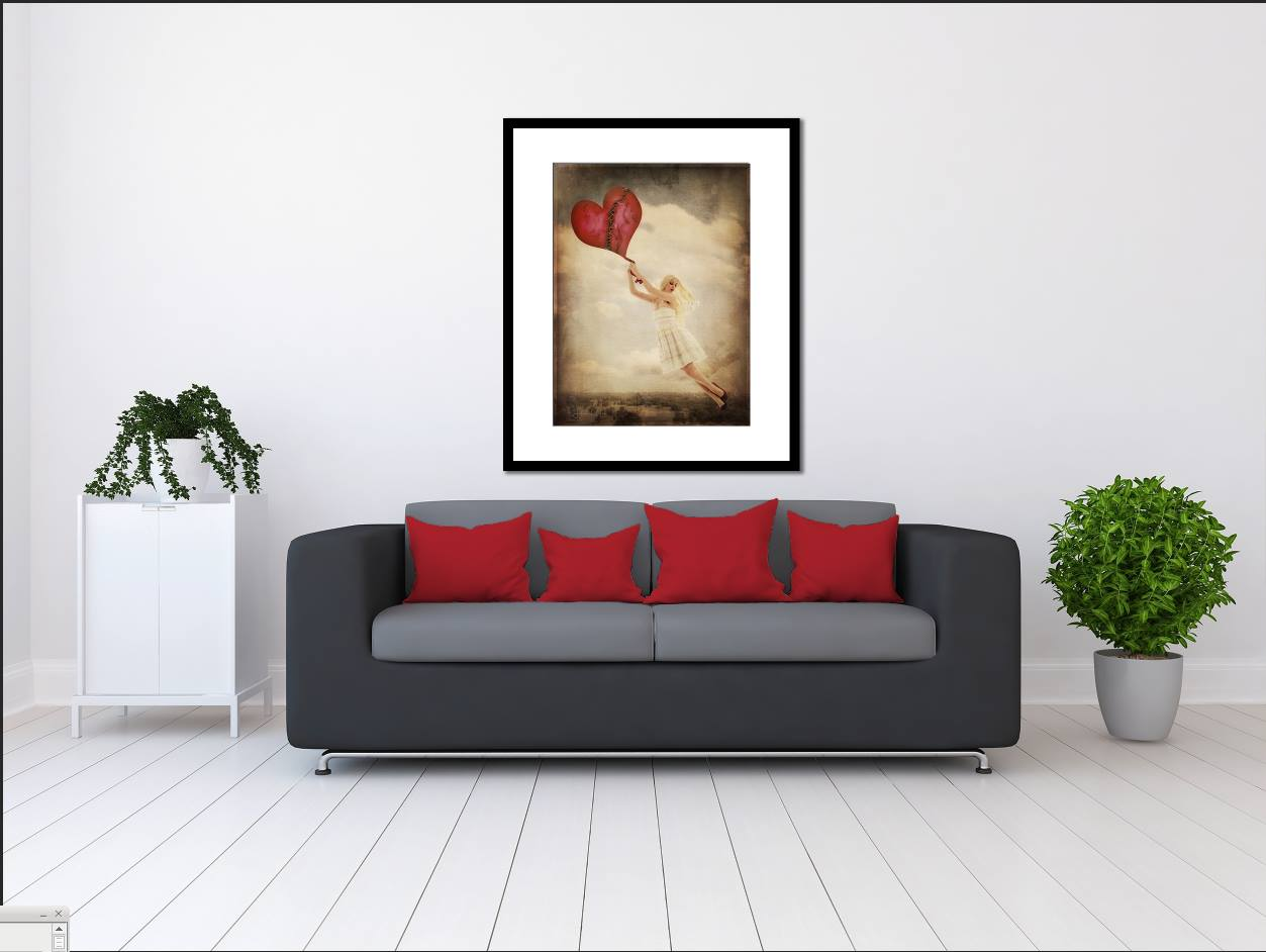 stunning custom wall decor prints display beautifully in living rooms and make unique custom photo gifts for Mom