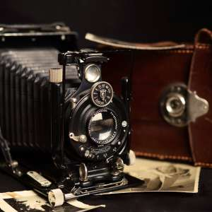 Antique Camera homemade pinhole cameras