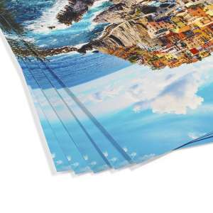 5 High Quality HD Photo Paper Spread