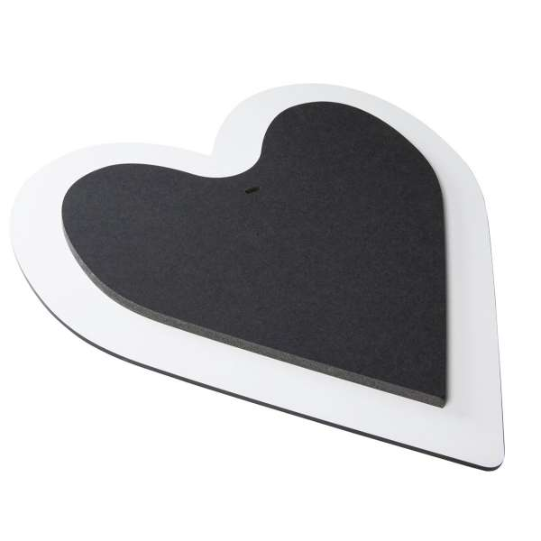 Custom Cut Out Shapes Heart Mounting