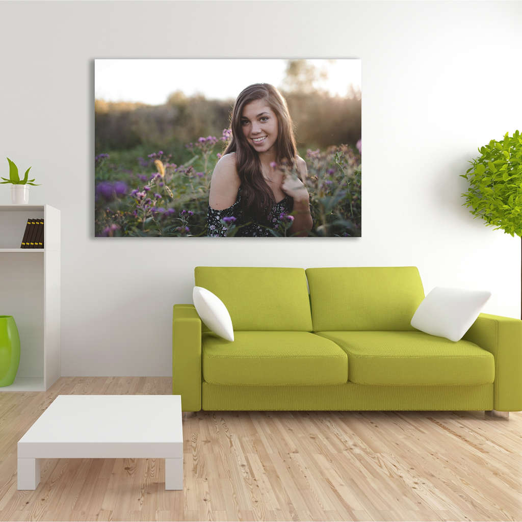 Trust a Professional Printing Company to reprint on canvas