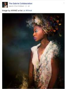 custom fine art photography collaboration