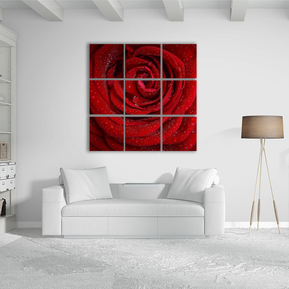 ArtisanHD Wall Art Gallery Clusters and Splits Wall Art Collage