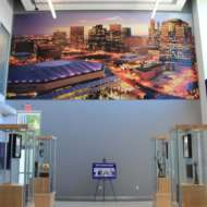 Interior Environmental Graphics at GCU