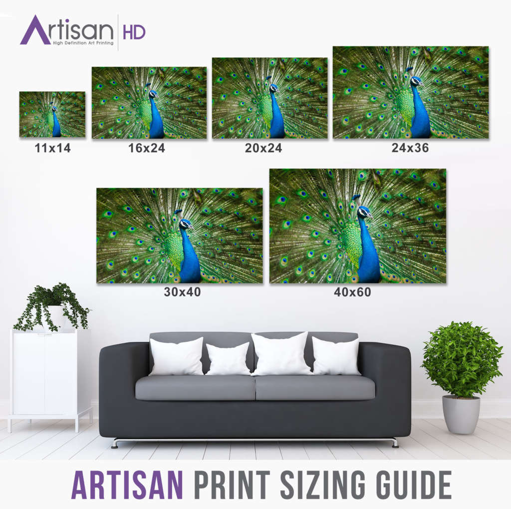 Print Size Guide Ͽ� Esp: Extra Large Format Printing Up To 10' Wide