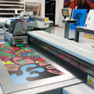 printing metal wall art digital printing services in scottsdale
