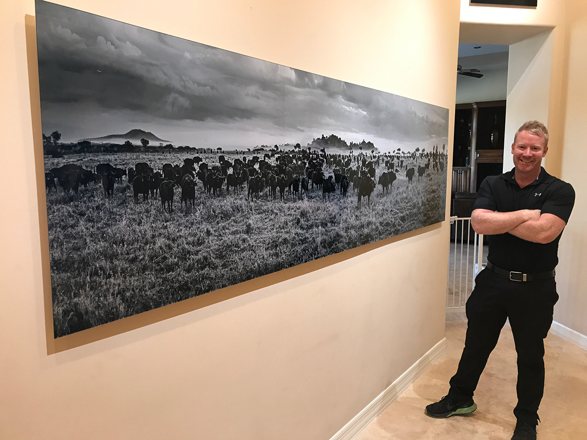 Custom Printing Panorama from Paul Lynch