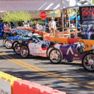 grand prix of scottsdale Artisan Car