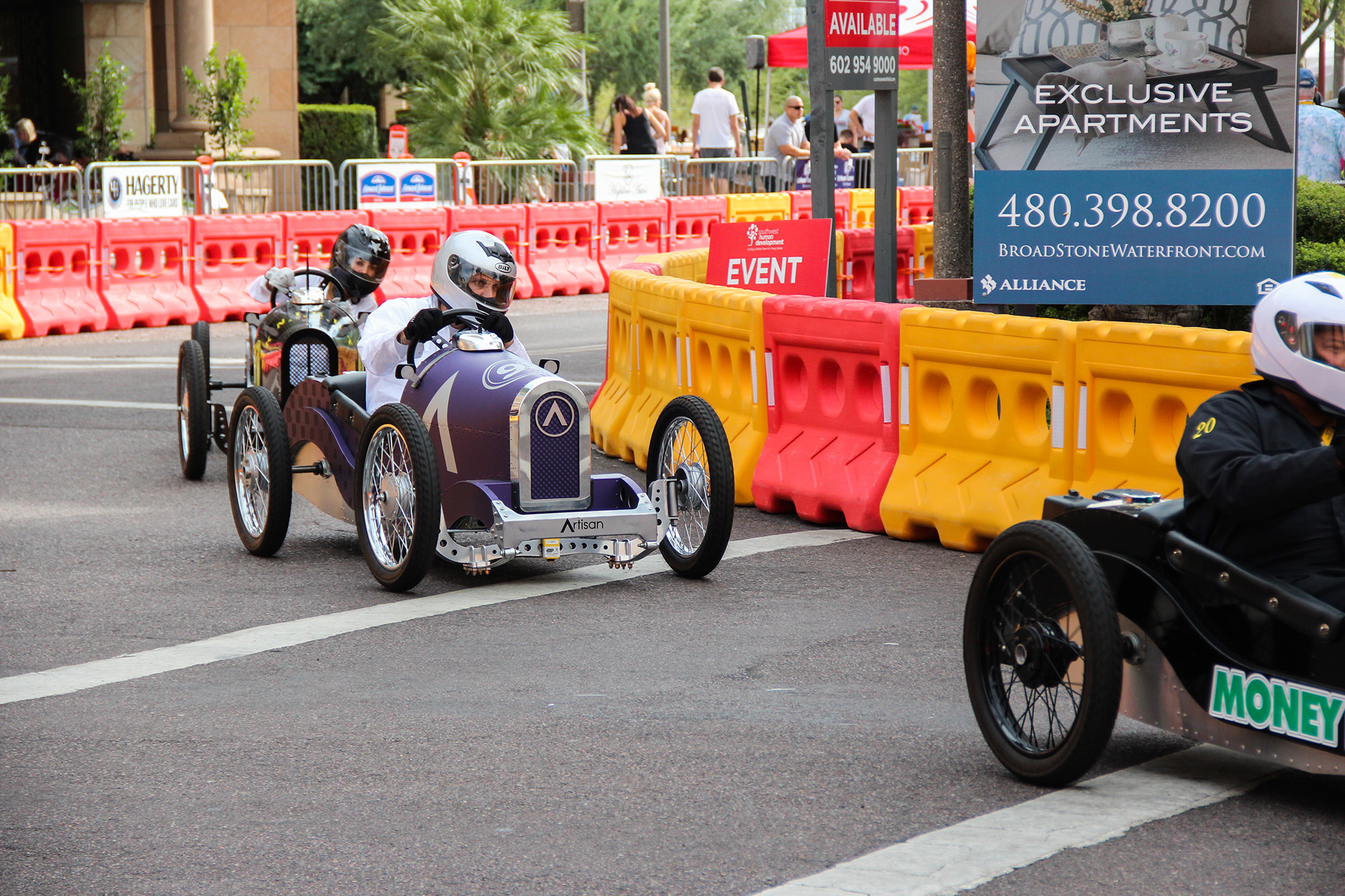 Artisan at grand prix of scottsdale
