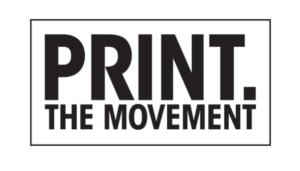 Print Movement Logo