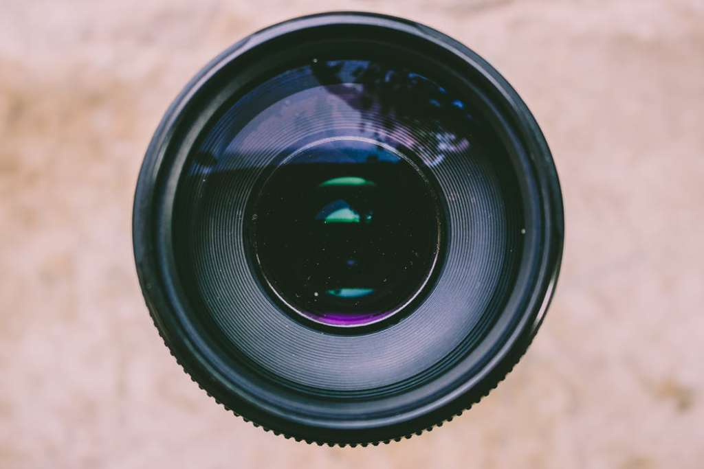 up close camera lens without lens hood ArtisanHD