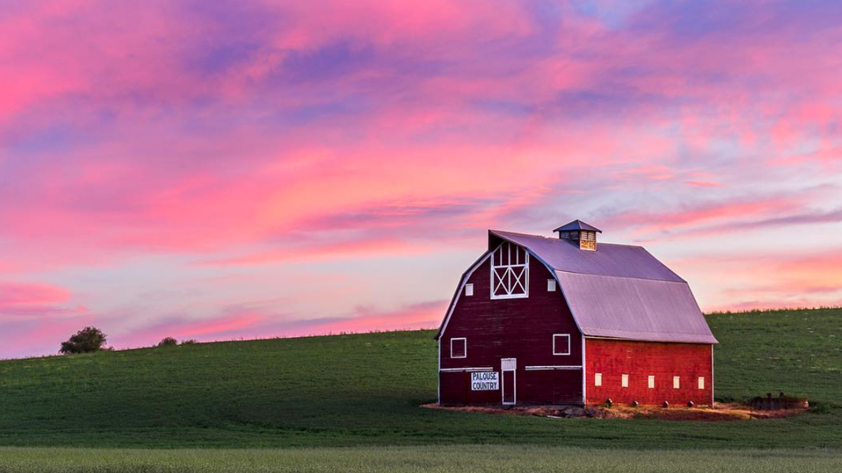 travel photography barn sunset artisanhd