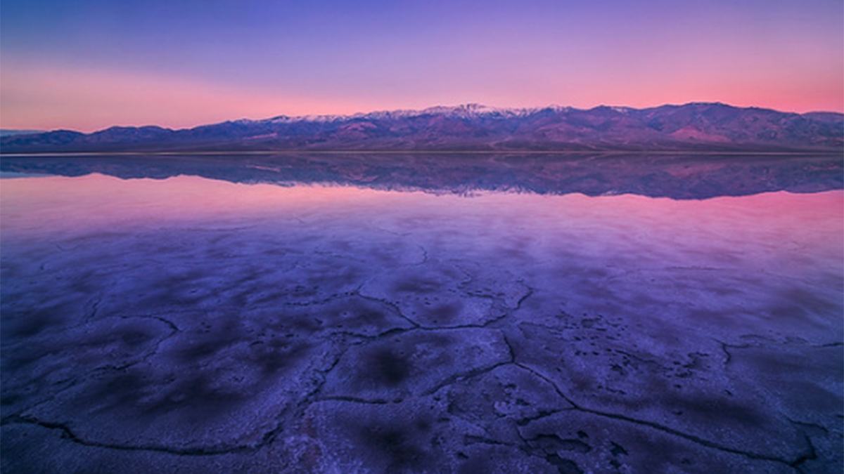 Peter Coskun ArtisanHD Print Shop Giveaway Winner Pink Blue Sunset