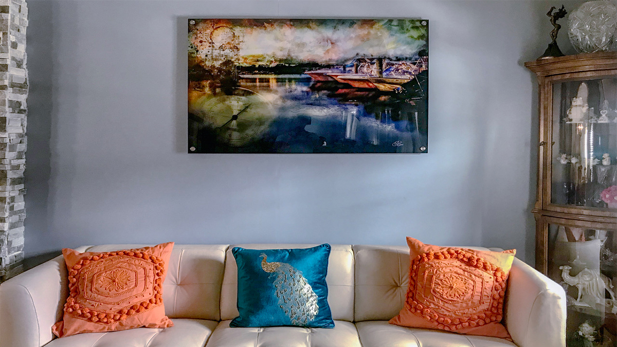 paulo crus boat print on wall photoshop world of artistry artisanhd