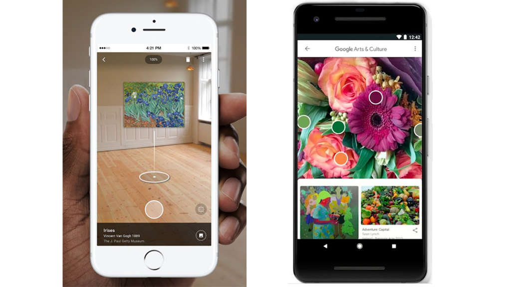 Google Fine Arts Photography App ArtisanHD