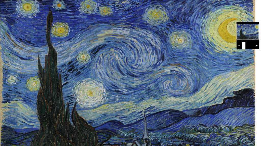 Starry Night Fine Art Photography Up Close Google Arts ArtisanHD