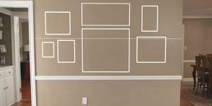 how to hang pictures on a wall gallery wall